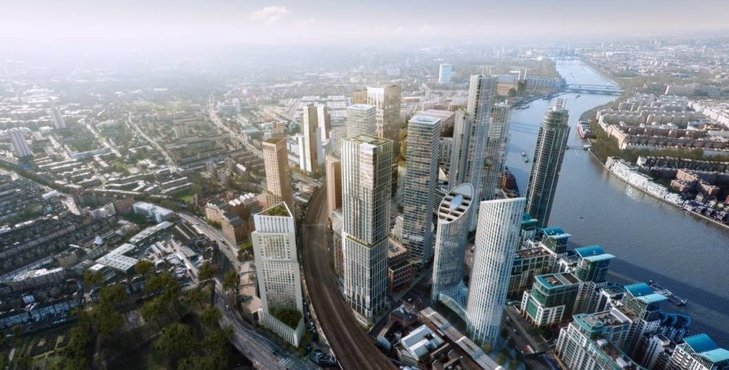 Image of Nine Elms development