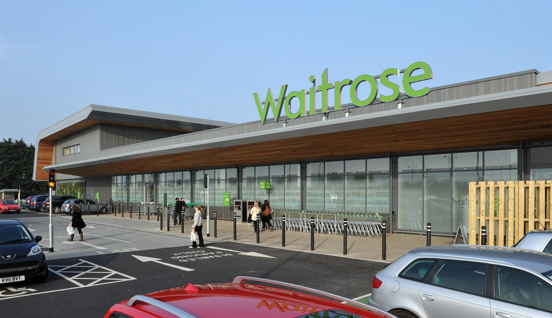 Bracknell phase one berkshire aspiredm - Waitrose head office telephone number ...