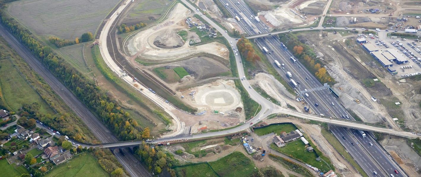 Image of Houghton Regis development